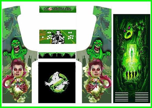 Ghostbusters Geekpub Cabinet -2