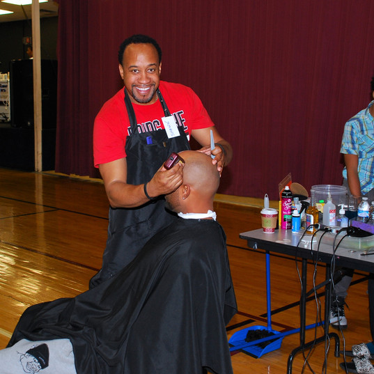 Barber @ Showers of Love