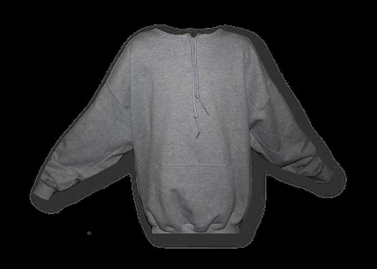 Hoodless Grey