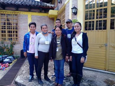 Participation in CNI-EZLN (Participación en el Congreso Nacional Indígena)