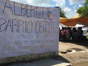 (neighborhood organizing support) Apoyo a organización barrial
