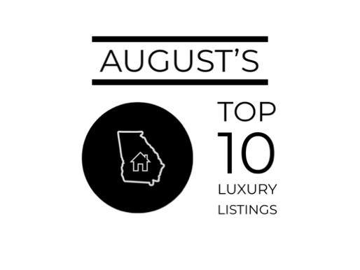 Georgia's Top 10 Luxury Listings