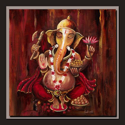 Blessing Ganesha 02