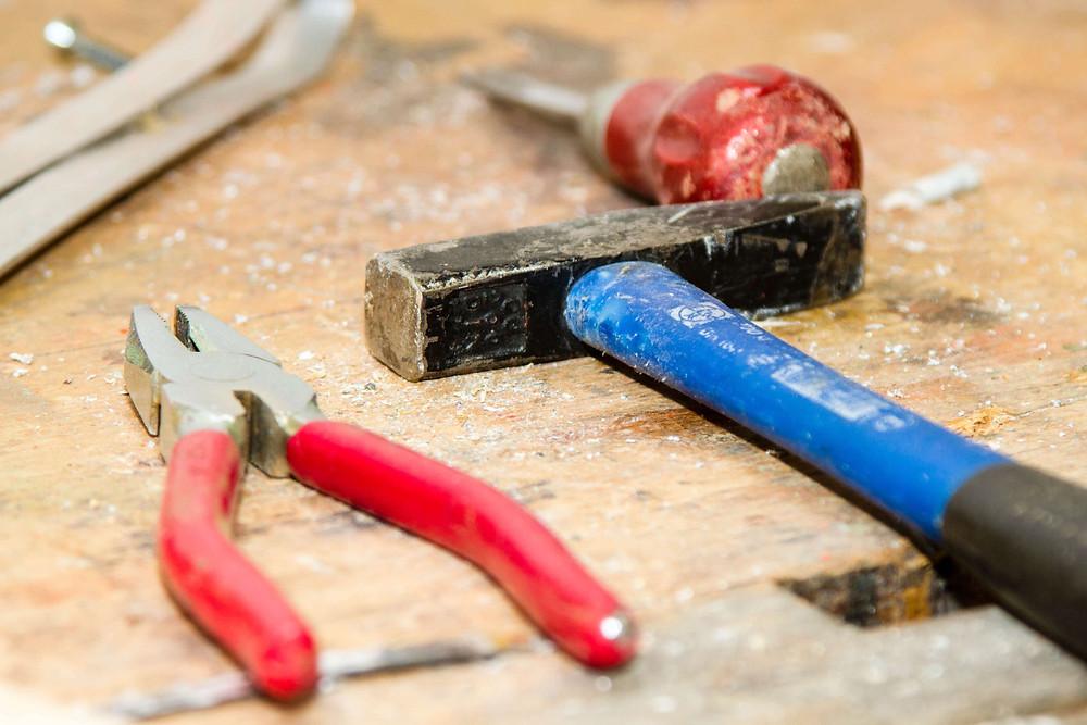 saving money without making repairs