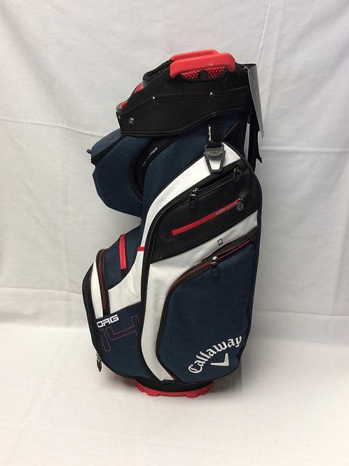 Callaway ChevCart Bag Red/White/Blue