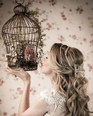A debutante deve estar linda, valorizand