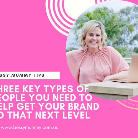 Three key types of people to engage with to give your brand awareness that extra oomph.