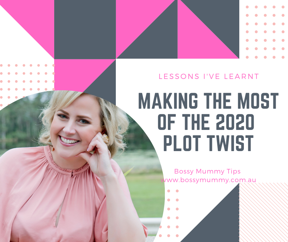Businesses making the most of the 2020 plot twist!