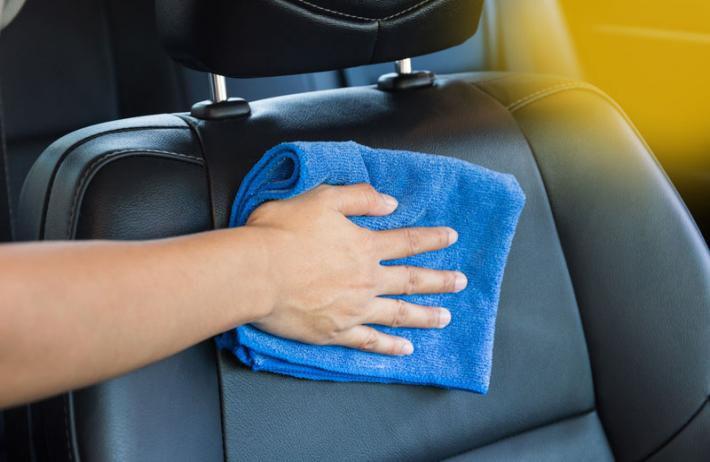 Limp interna+extern+hidratação couro SUV