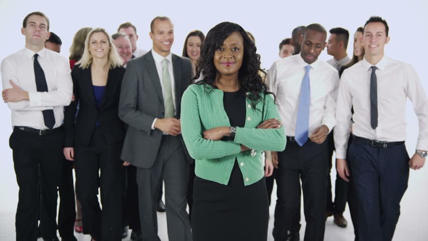 Black Bus Women