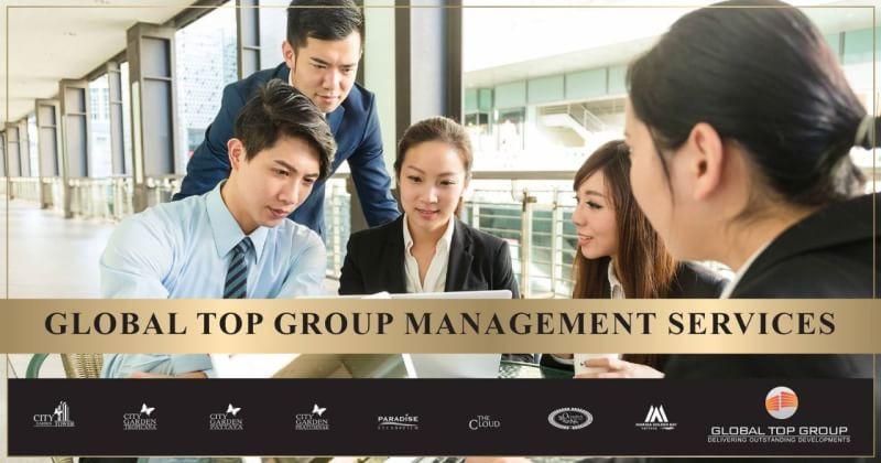 环球顶尖集团的管理服务,芭提雅, 公寓, 购买, 出售, 出租