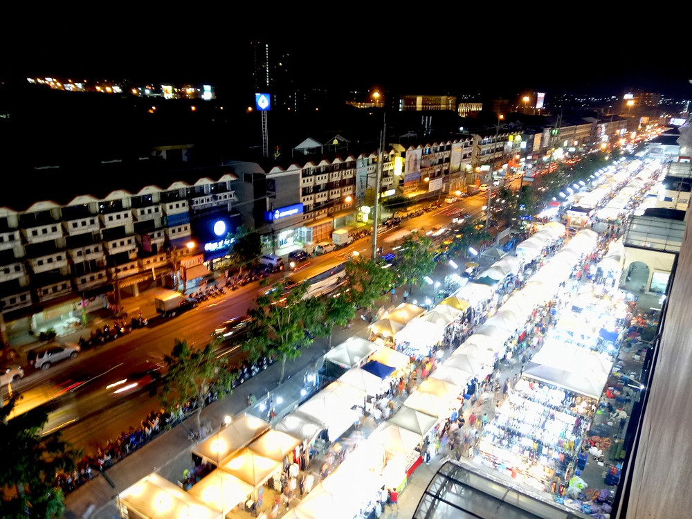 Night Markets Of Pattaya, Global Top Group, Pattaya, Condo, Buy, Sale, Rent