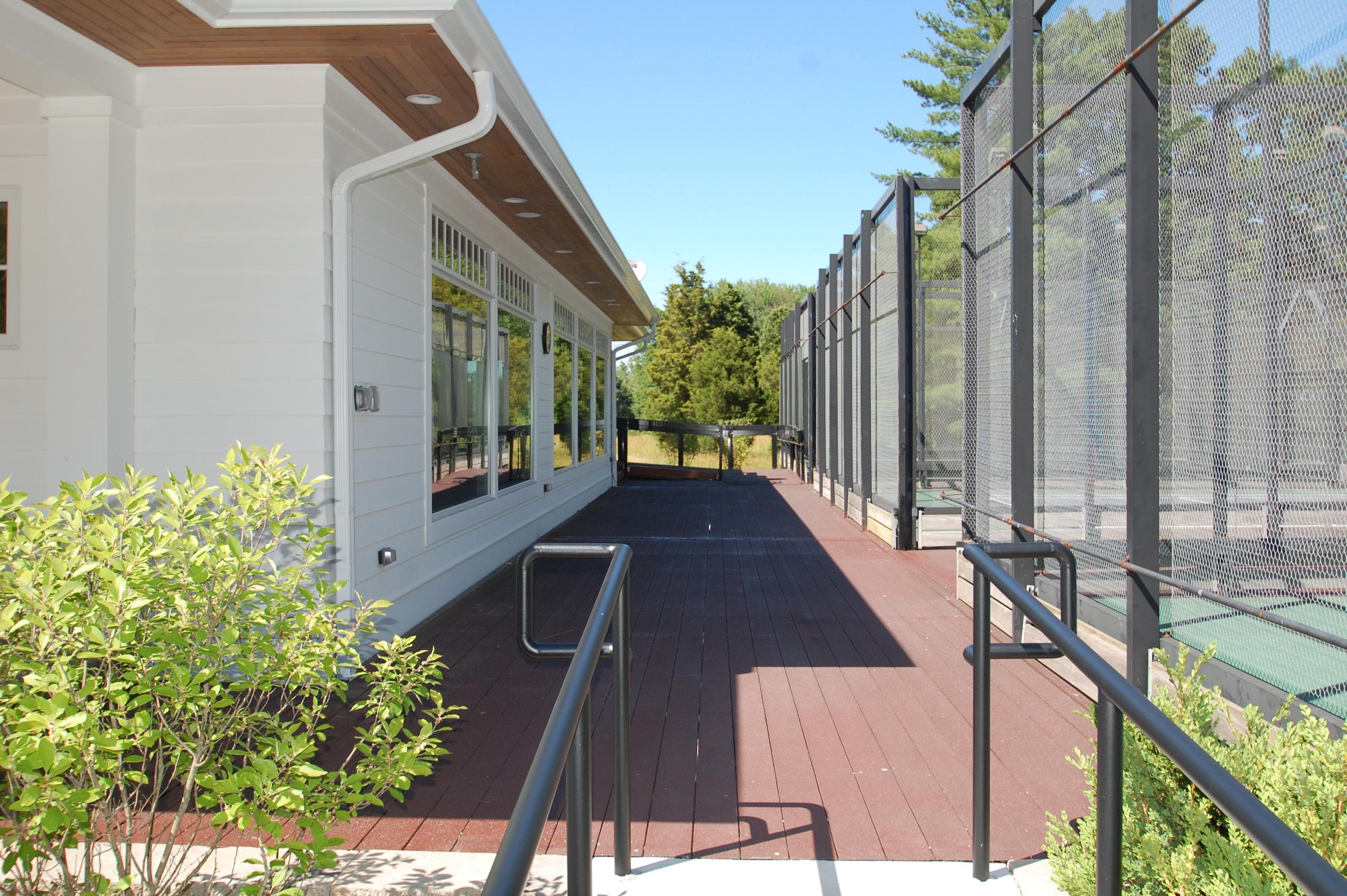 Camargo Club Winter Sports Pavilion