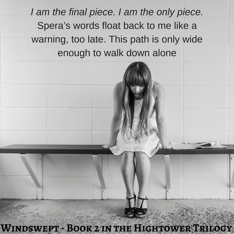 WindsweptBook 2 in the Hightower Trilogy