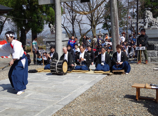 春祭・火防祭、奉納綱引き大会のご案内