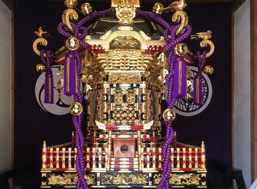 令和2年花巻神社例大祭斎行のご案内