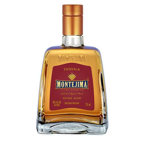 Tequila Montejima Añejo / Extra Aged 750ml.