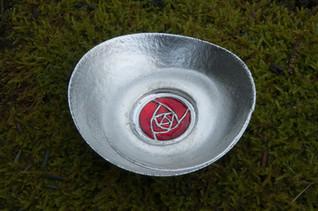 Scottish Rose bowl