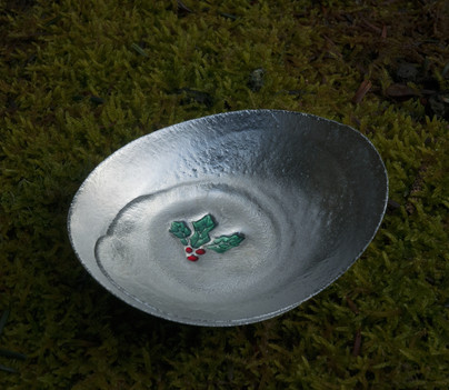 Holly bowl
