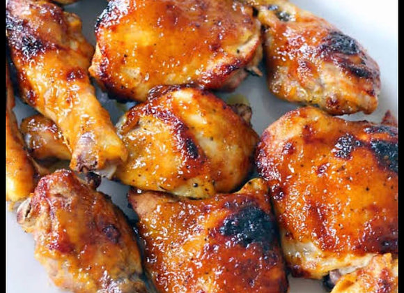 Free range chicken pieces from Home Farm