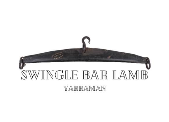 10kg Swingle Bar Lamb Pack