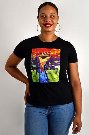 Solidarity Short Sleeve T-shirt Women