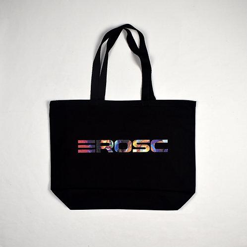 Erosc Tote Bag (Multicolored Font)
