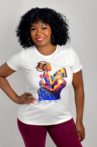 Emotional Connection T-shirt Women