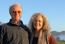 Don Oakley and Patty Bottari, Directors and on-site Managers of Well Being Retreat Center