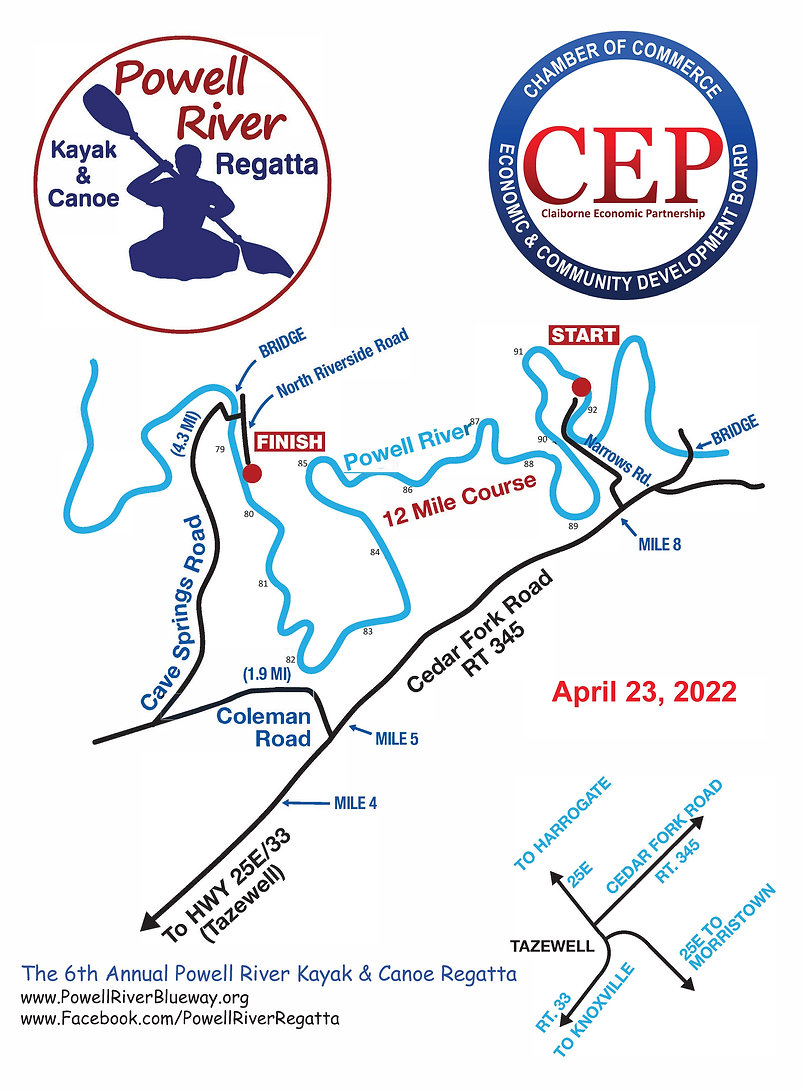 2022 Powell River Kayak & Canoe Regatta