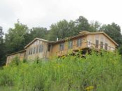 The main building at Well Being Retreat Center in Tazewell, TNRetreat Center