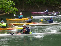Photo of the 2015 Powell River Kayak & Canoe Regatta in Claiborne County TN