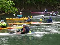 Photo of the 2015 Powell River Kayak & Canoe Regatta in Claiborne County TN