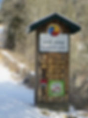 Photo of Entry kiosk at Well Being Retreat Center, Tazewell, TN