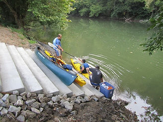 Photo of Powell River Access at Well Being Retreat Center