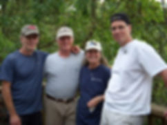 Photo of Directors of Well Being Foundation: Greg Winterowd, Don Oakley, Patty Bottari, & David Grein