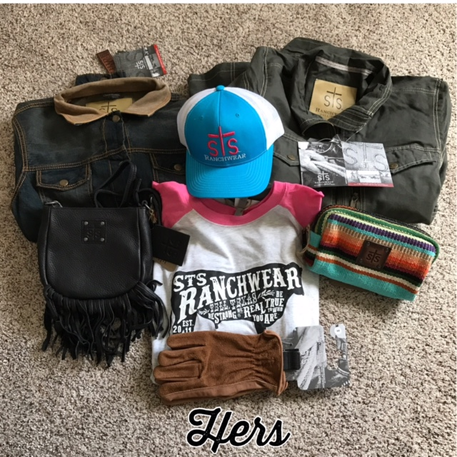 Hers STS Ranchwear