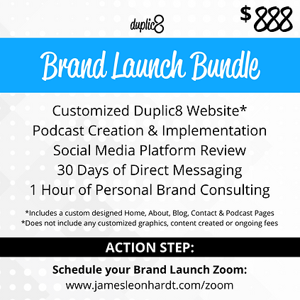 Brand Launch Bundle