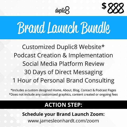 Brand Launch Bundle