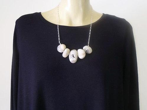 Pebble Necklace no.4