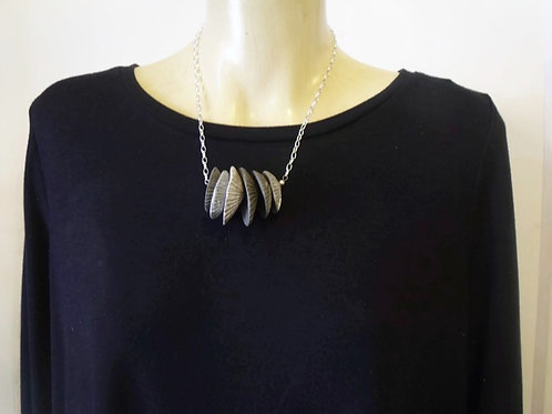 Sterling Silver Limpet Shell Necklace | Salt Spray Jewellery