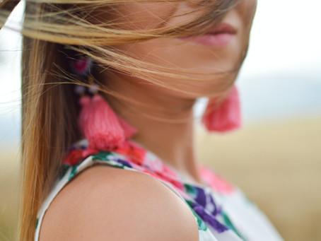 Earring hooks, metals & sensitive ears
