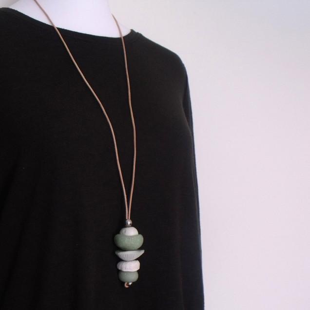 Y-Shaped Pendant Necklace