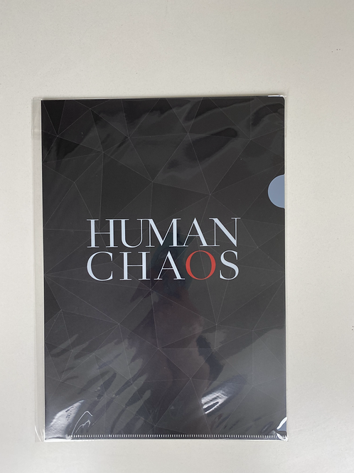 HUMAN CHAOS クリアファイル