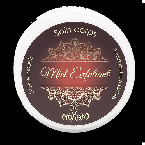 Gommage corps miel exfoliant