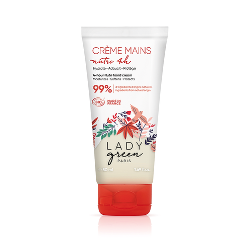 Crème Mains Nutri 4H