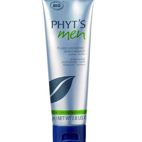 Fluide hydratant après-rasage