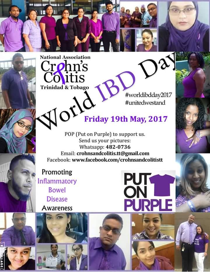 World IBD Day 2017- Tdad