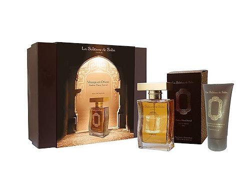 Coffret eau de parfum Voyage en Orient