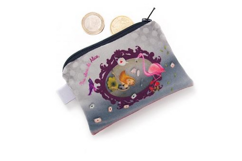 Porte monnaie Alice